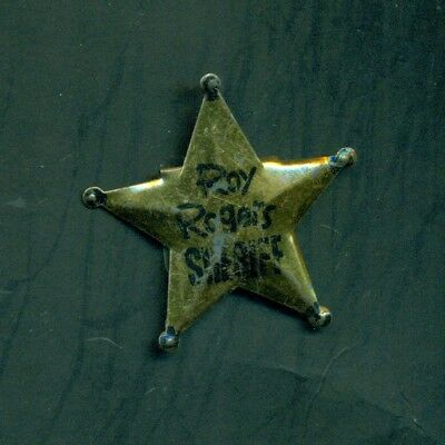 1950's Sheriff Roy Rogers Pin