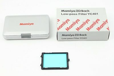 Unused in Box Mamiya ZD Camera Digital Back Low Pass Filter YC401  from JP #375