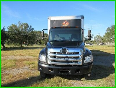2014 Hino box truck, Florida one owner