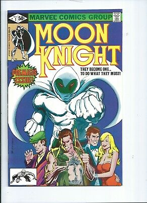 Marvel MOON KNIGHT 1 Premiere Issue beautiful new condition