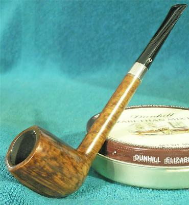 AWESOME Comoy's SPECIMEN STRAIGHT GRAIN EXTRA LONG LIVERPOOL English Estate Pipe