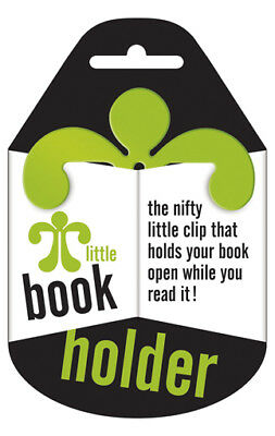 Little Book Holder - Holds your Book Open - Green