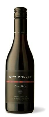 Spy Valley Pinot Noir 2015 (12 x 375mL), Marlborough, NZ.