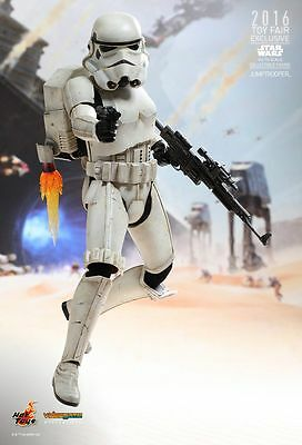 STAR WARS Battlefront: Jumptrooper 1/6th Scale Toy Fair Action Figure (Hot Toys)