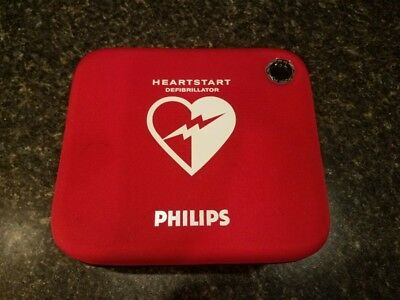 Philips Heartstart AED Onsite HS1 Defibrillator M5068A - No Battery