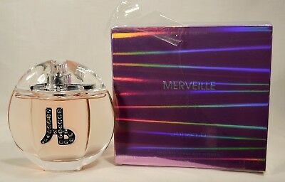 johan b MERVEILLE Parfum Spray for Women 3.4 Oz. NEW