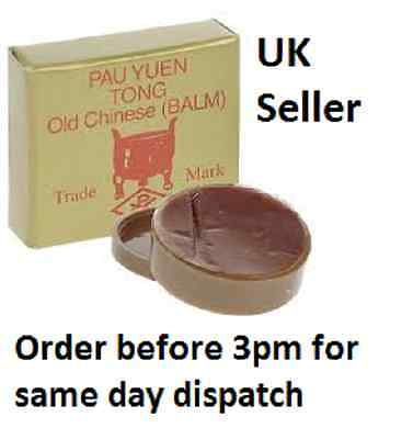 Pau Yuen Tong Old Chinese Balm - Original Import - Maintain Longer Erections