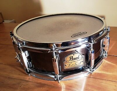 PEARL CHAD SMITH SIGNATURE 14 x 5 SNARE DRUM - CS1450 Inkl. S-Hoop!