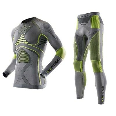 X-Bionic Radiactor Evo UW men's ski underwear compression shirt or pant NEU