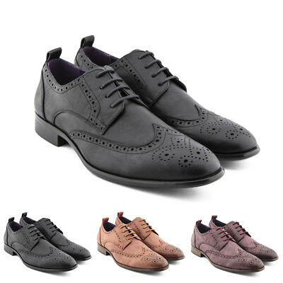 Mocassini uomo Gianni Shoes scarpe stringate derby francesine classiche Y16