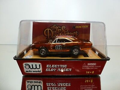 X Traction Slor Car 00120 25 General Lee 1969 Dodge Charger 1:60? - Unopened Box
