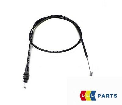 New Genuine Mercedes Mb A Class W169 Engine Hood Bonnet Front Release Cable