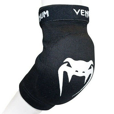 Venum Kontact Elbow Protector MMA Muay Thai Elbow Pads