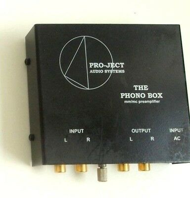 Project The Phono Box Pro-ject