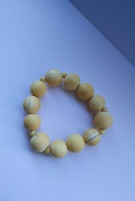 Early Beads Bangle Bracelet