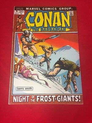 Conan The Barbarian 16 High Grade Marvel Bronze Age. Barry Smith art. ***Awesome