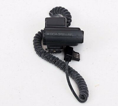 METZ SCA 312/2 AF ADAPTER. EXCELLENT CONDITION. FOR Canon