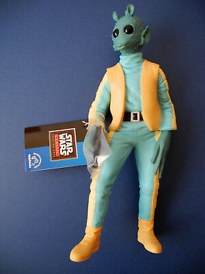 STAR WARS - GREEDO - 24 cm Figur - Classic Collectors Series - applause