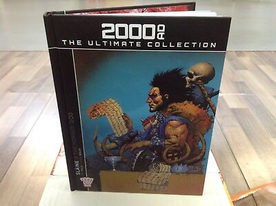 Slaine the Horned God 2000AD Ultimate collection iss 1 vol 32 HB Fantasy graphic