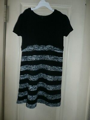 Girls Short Sleeve Tunic Sweater by Derek Heart Size XL (14-16)