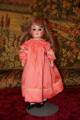 "Old Antique 12"" ARMAND MARSEILLE GERMANY ""MABEL"" DOLL Bisque Head"