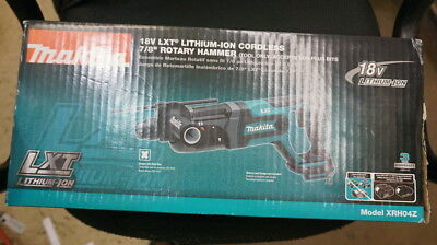 "Makita 7/8"" 18 V LXT SDS Rotary Hammer (Tool Only) XRH04Z"