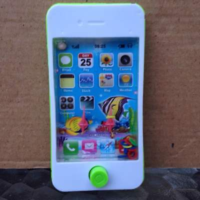 Toys for 2 3 4 5 6 7 8 Years Old Boys Smart Phone Water Toss Ring Kids Cool Game
