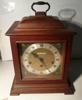 Antique style SETH THOMAS Legacy IV German A403-001 mantle clock westminster