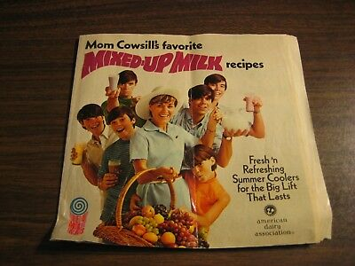Cowsill's: American Dairy Association recipes