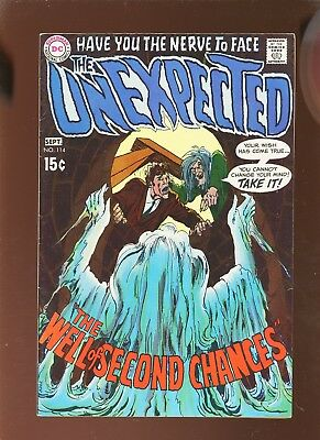 Unexpected 114 VF 7.5 * 1 Book Lot * Neal Adams Cover!!!