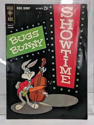 Gold Key Comics Bugs Bunny #86 - 80 Pages 1962