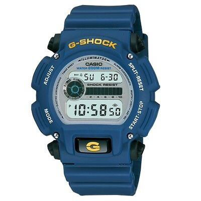 Casio G-Shock DW-9052-2V Matte Blue Digital Men's Sports Watch DW9052-2V