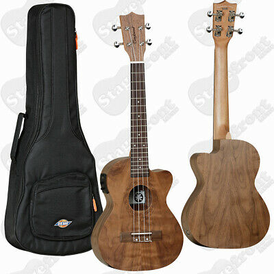 Tanglewood Twt15E Tiare Tenor Ukulele With Pickup Pacific Walnut - Brand New