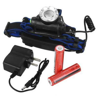 LED 3-Mode 900lm White Zooming Headlight