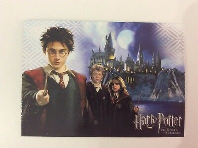 Harry Potter and The Prisoner Of Azkaban Various Trading Cards *Base Set* Loose