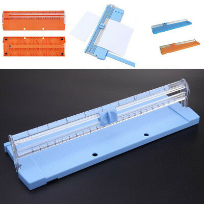 A4/A5 Precision Paper Card Trimmer Ruler Photo Cutter Cutting Blade Office Kit