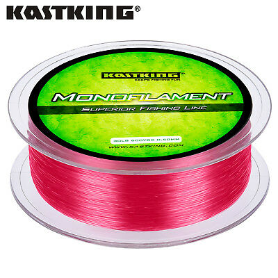 KastKing Monofilament Fishing Line Superior Nylon Mono Line Game Fishing Line