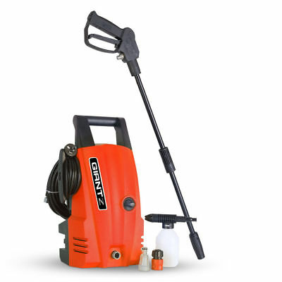 2900PSI High Pressure Washer Electric Water Cleaner 8M Hose Gurney Pump