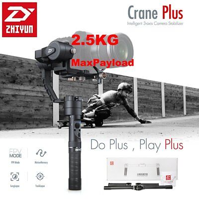 Zhiyun Crane plus 3-Axis Handheld Camera Gimbal Stabilizer For Mirrorless DSLR