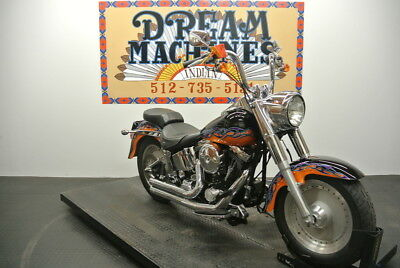 FLSTF - Softail Fat Boy -- Dream Machines Indian 1999 Harley-Davidson FLSTF - Softail Fat Boy  26640 Miles