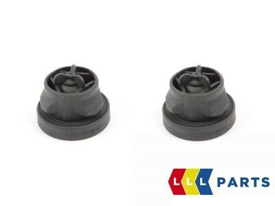 New Genuine Mercedes Benz Mb Om272 Engine Buffer Gommet Bung Absorbers 2Pcs