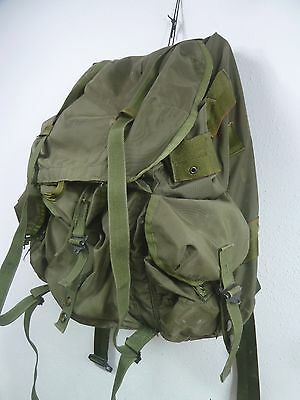 Militär Rucksack / US Military Army Combat Field Pack Nylon Backpack /  LC-1