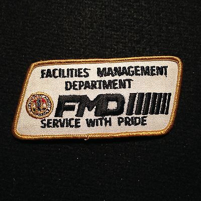 County Of Los Angeles Facilities Management Department Patch FMD