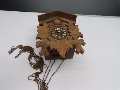 Black Forest Regula German-Made Cuckoo Clock Parts or Repair Only D294
