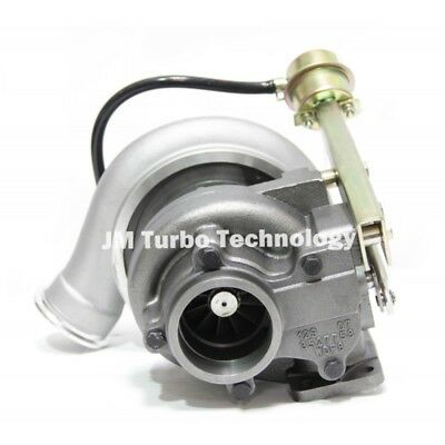 Dodge Ram Diesel Turbo 5.9L 6BT T3 Flange 94-98 Engine HX35W ISB Turbocharger