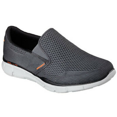Skechers Mens Equalizer Double Play Breathable Mesh Fitness Trainers