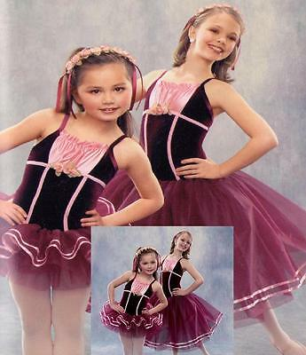 Favorite Things Dance Costume Ballet SHORT VERSION Tutu Clearance Adult Large