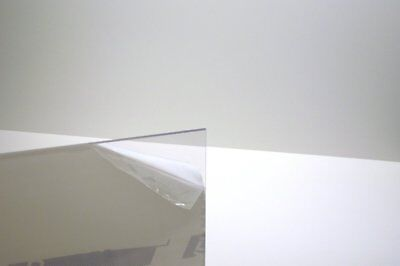 3mm Clear Plastic Sheet A4 297mm x 210mm x 3mm [Invoice Supplied]