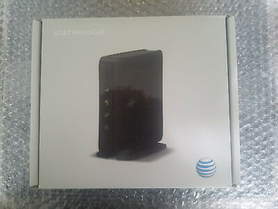 Brand New in Box Cisco AT&T Microcell Wireless Cell Signal Booster 3G 4G Antenna