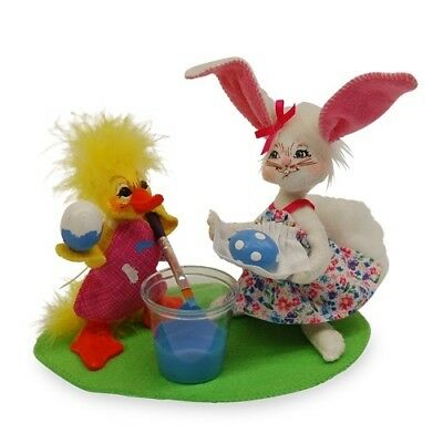 """Annalee ~ 2016 ~ Easter ~ """"Painting Pals"""" ~  5"""" ~ NWT"""